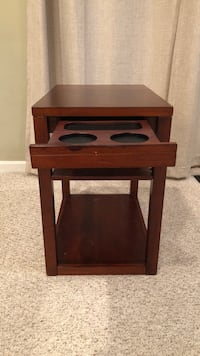 Brown Wooden table used for gaming or side table Olney, 20832
