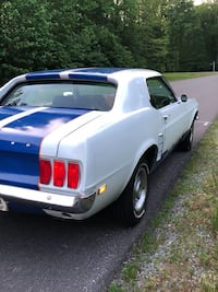 1970 Ford Mustang GT 351 Cleveland
