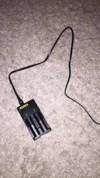 Black battery charger Calgary, T2Y 3X1