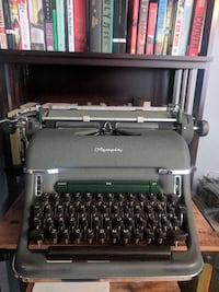 Olympia-SG1-Standard-Vintage-Typewriter-Cleaned-amp-Serviced-Mint-Ready-to-Type  Olympia-SG1-Standard-Vintage-Typewriter-Cleaned-amp-Serviced-Mint-Ready-to-Type  Olympia-SG1-Standard-Vintage-Typewriter-Cleaned-amp-Serviced-Mint-Ready-to-Type  Olympia-SG1 Upland