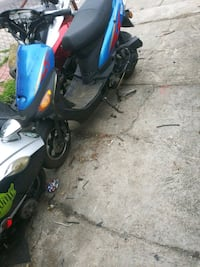 50 cc 2017 scooter