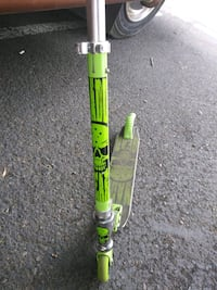 green and black kick scooter Eugene, 97405