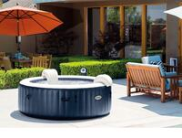 Inflatable Spa 6-Person Heated Bubble Hot Tub  Chicago Ridge, 60415