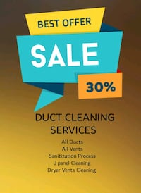 Duct and vent cleaning with Dryer Vent Barrie