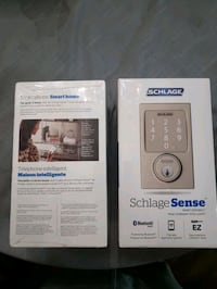 Smart deadbolt  Whitby, L1N 1Z8