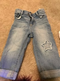 blue-washed denim jeans Fort Belvoir, 22309