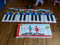 Step and play piano for kids Toronto, M1H 2L3