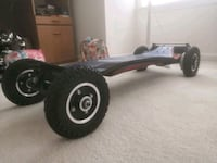 Electric skate/mountainboard  Springfield, 22150
