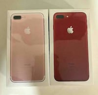 Apple iphone 7 plus 128gb new