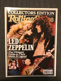 Led Zeppelin - Collector's Edition Toronto, M9W 4K9