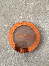 Brand new loreAl glam bronze for face and body 03