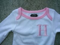 Brand new Mud pie night gown with H size 6-9 month Wilmington, 28403