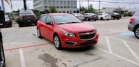 Chevrolet - Cruze - 2015 Houston, 77076