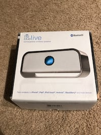 Big Blue Live- Portable Bluetooth Speaker  Hyattsville, 20782