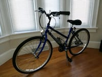 Adult Bike - tires need air, but like-new other than that!