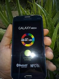 Movil samsung galaxy mega