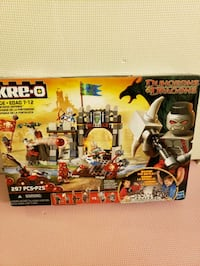 brand new Kre-O Dungeons and Dragons Fortress Defe Toronto, M6K 1S6
