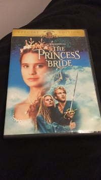 The Princess Bride DVD Martinsburg, 25404