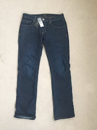 Guess Vermont slim fit 33x34 jeans