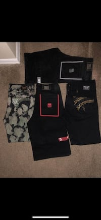Red Robin jeans pants an girbaud jeans shorts  Jacksonville, 32218