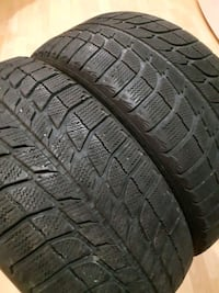 """16"""" winter tires. 2 only.  St. Catharines"""