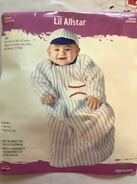 Little All Star Infant Costume Los Angeles, 90023