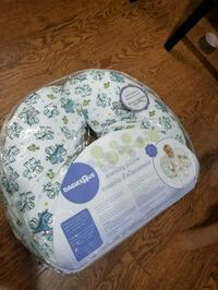 Used Euc Nursing Pillow By Jolly Jumper W Extra Cover For