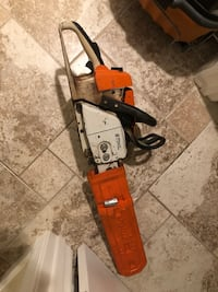 MS260 Stihl chainsaw Springfield, 22152