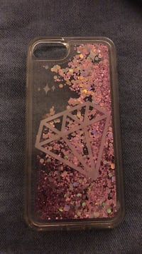 black and pink iPhone case Frederick, 21703