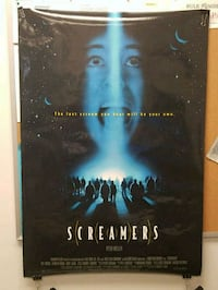 Screamers movie poster Frederick, 21701