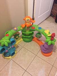 Interactive music and sounds rainforest toy Brampton, L6X 4T3