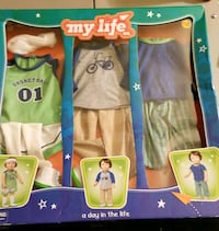 My life doll accessories  Los Angeles, 90061