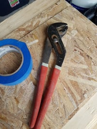 hand tool monkey wrench
