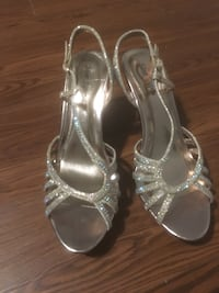 Sparkly high heels  Pearl, 39208