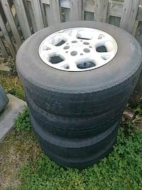 99-04 jeep grand cherokee tires and wheels Knoxville, 37931