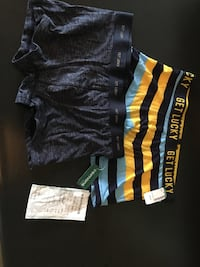 BRAND NEW WITH TAGS MENS BOXERS MEDIUM Calgary, T3C 2Z2