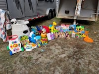 (Not yard sale) toddlers assorted toys