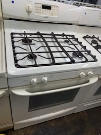 Stove 30 inches gas