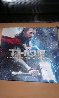 Thor Hard Cover Art Book from Marvel Toronto, M6N 2T4
