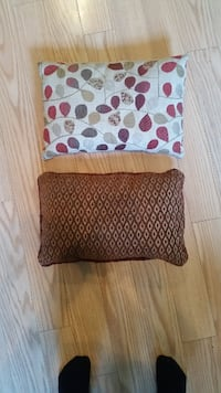 brown and white polka dot textile Crossville