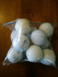 Golf balls for sale Campbell, 14821