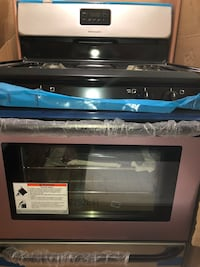 Frigidaire stove and oven