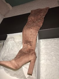 Knee high brand new boots. Steve Madden. Size 8 Albany, 12206