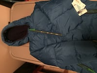 Brand new size small boys jacket Gibbons, T0A 1N0