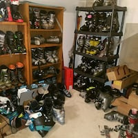 Snow ski skis sking boots over 100 to pick from Woodbridge, 22191