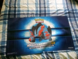 Pokemon mat