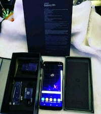 black Samsung Galaxy S8 + with box Portland, 97201
