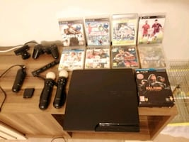 Play Station 3   Full Set