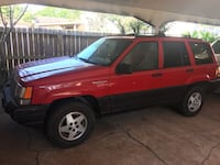 1995 Jeep Grand Cherokee Houston