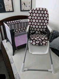 Baby high chair Surrey, V4A 4R5